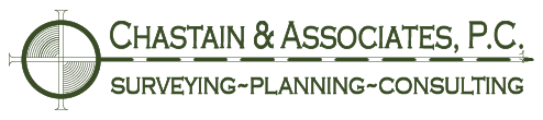 Chastain & Associates, P.C. is your source for prompt, professional land surveyors, land planning services, and consulting services in Georgia, Tennessee, North Carolina, South Carolina, and Alabama